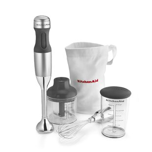 3 Speed Immersion 5 Piece Blender Set - KHB2351