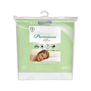 Premium Pillow Protector by Protect-A-Bed