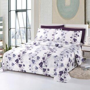 Ruben Eco Friendly Comfortable Sheet Set ByHouse of Hampton