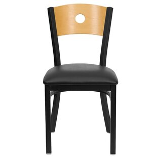 Hera Circle Back Side Chair