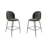 North Burnet–Gateway 29 Bar Stool (Set of 2) by 17 Stories