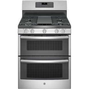 30 Free-Standing Gas Range with Griddle