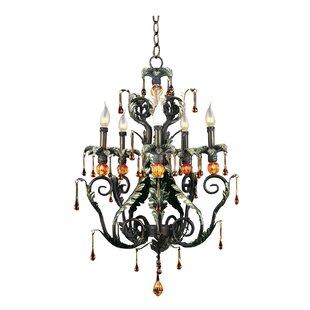 JB Hirsch Home Decor 5-Light Chandelier