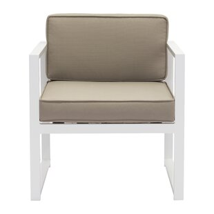 Hedy Arm Chair with Cushions (Set of 2)