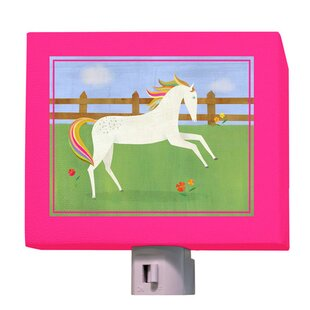 Oopsy Daisy Picturesque Prance Night Light