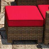 Cypress Ottoman with Cushion