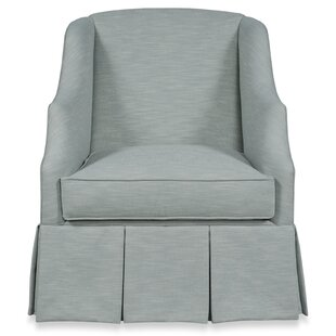 Karah Swivel Wingback Chair by Fairfield Chair