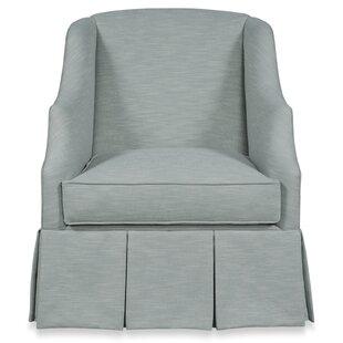 Karah Swivel Wingback Chair by Fairfield ..