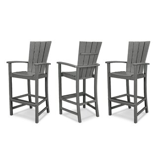 Quattro Patio Bar Stool (Set of 3)