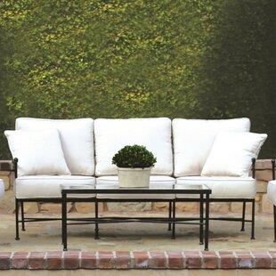 Sunset West Provence Sofa with Cushion