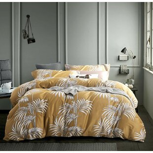 Mustard Yellow Duvet Cover Wayfair