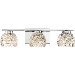 Top Reviews Sherley 3-Light Vanity Light By Everly Quinn