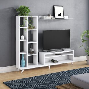 Great Price Moshier TV Stand for TVs up to 71 by Wrought Studio Reviews (2019) & Buyer's Guide