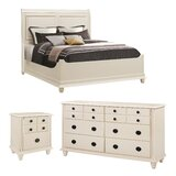 Daley Standard Configurable Bedroom Set by Darby Home Co