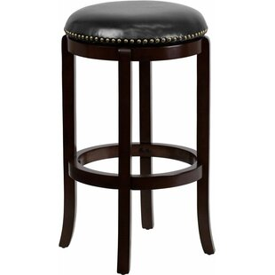 Jenkin 29'' Swivel Bar Stool Charlton Home