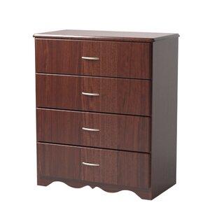Williamsburg 4 Drawer Dresser