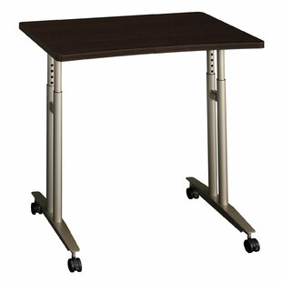 Affordable Price Series C Elite Height Adjustable Training Table with Wheels ByBush Business Furniture