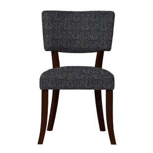 Petra Fabric Side Chair (Set of 2) by Darby Home Co