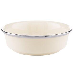 Solitaire Bone China Fruit Bowl