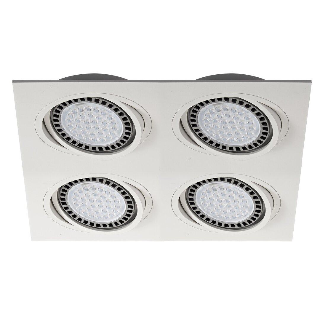 Masten Multi-Spotlight Recessed Lighting Kit