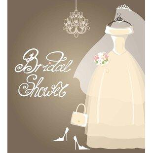 bridal shower decorations duvet cover set