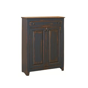 Friedrick 1 Drawer Accent Cabinet by August Grove