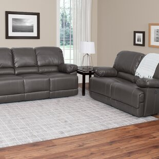 Red Barrel Studio Coyer Reclining 2 Piece Living Room Set