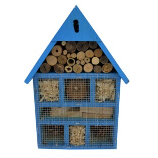 Protein Bomb Insect Birdhouse Image