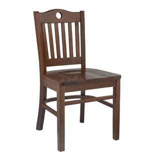 Newburyport Solid Wood Dining Chair (Set ..