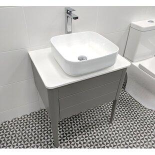Allman 630mm Free-standing Vanity Unit By Ebern Designs