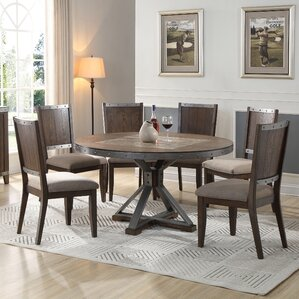 round kitchen dining tables youll love wayfair - Round Table Dining