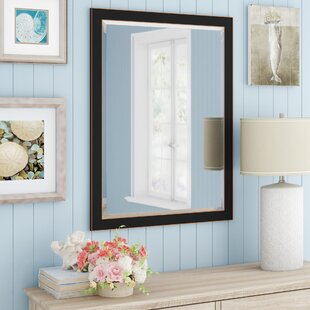 Best Price Classic Oil Rubbed Wall Mirror By Longshore Tides