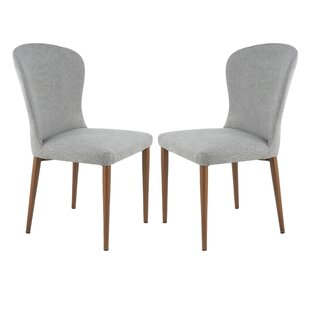George Oliver Difranco Upholstered Dining Chair (Set of 2)