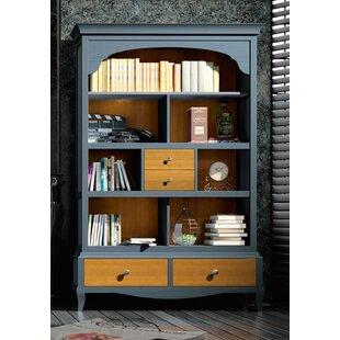 Lourdes 210cm Bookcase By Fleur De Lis Living