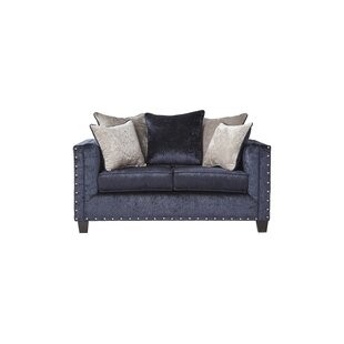 Whitbeck Midnight Loveseat by ..