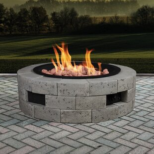 Bond Manufacturing Stone Natural Gas Fire..