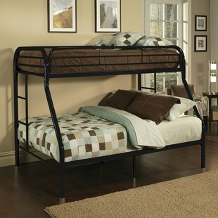 Harworth Twin Extra Long Over Queen Bunk Bed