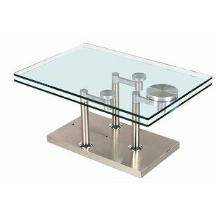 Daivelis Coffee Table By Orren Ellis
