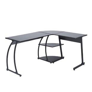 Sheetz L-Shape Executive Desk