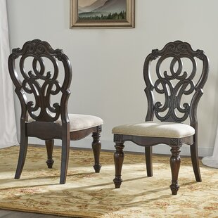 Valerian Upholstered Dining Side Chair (Set of 2)