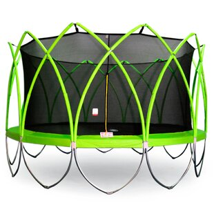 Spark Trampolines Spark 14' Round Trampoline with Safety Enclosure