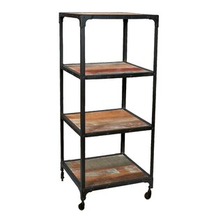 Honoria Etagere Bookcase