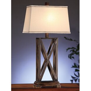 Best Reviews Everson 32.5 Table Lamp By Crestview Collection