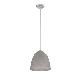 Kendal Lighting Maysen 1-Light Cone Pendant