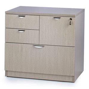 Bookcase Filing Cabinet Combo | Wayfair