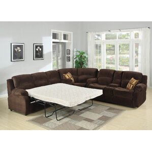 Tracy Sleeper Sectional  sc 1 st  Wayfair : bed sectional couch - Sectionals, Sofas & Couches