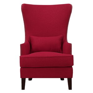 cavender wingback chair