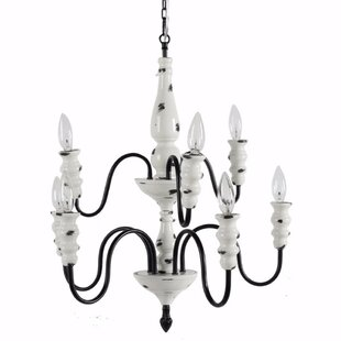 Timperley Sublime 7-Light Chandelier by August Grove