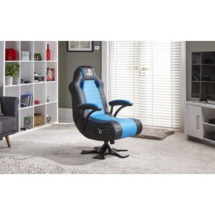 Sony Playstation Legend Gaming Chair By X Rocker