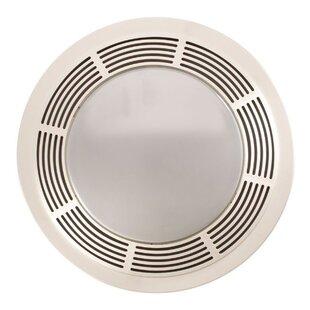 100 cfm bathroom fan with light - Bathroom Fan And Light